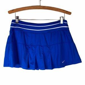 Nike Dri Fit Tennis Skirt / Skort Large